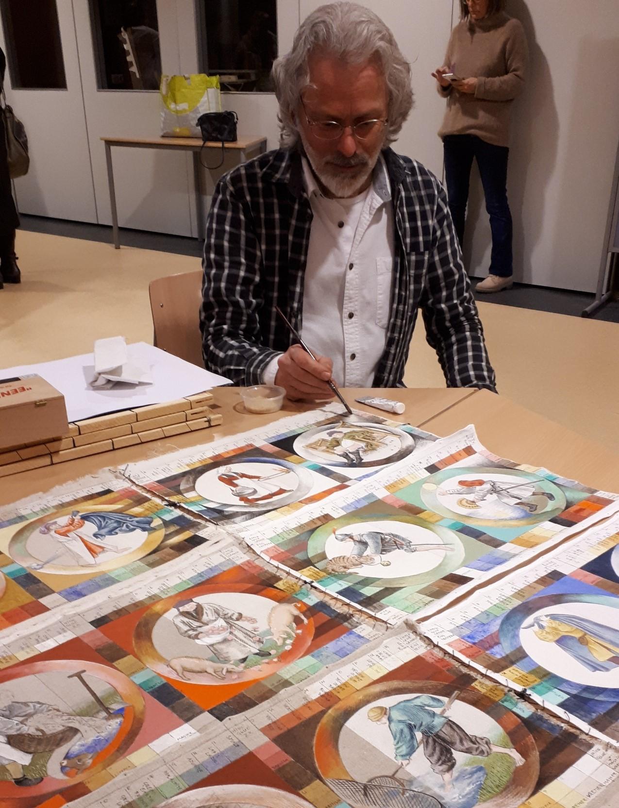 Jan Bustin Breugel